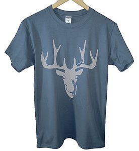 Stag T Shirt - gifts for him