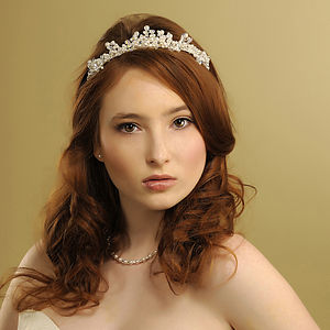 Handmade Catherine Wedding Tiara
