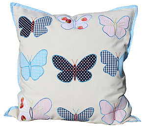Animals Butterfly Cushion 40% Off - living room