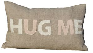 Engagement/Wedding Special 'Hug Me' Cushion - cushions