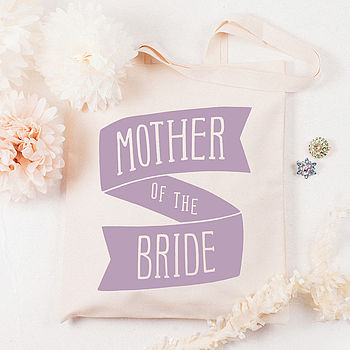 'Mother Of The Bride' Tote Bag