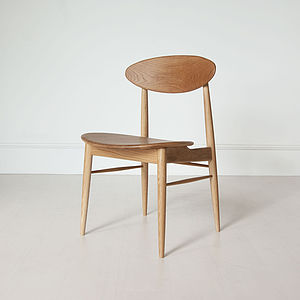 Fifties Style Dining Chair - furniture