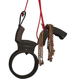 Horse Tyre Swing - baby & child sale