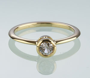 Venus Diamond Ring - engagement rings