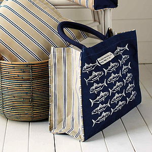 Hamptons Beach Bag - men's accessories