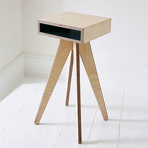 Lander Side Table - living room