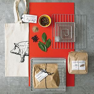 Bacon Cure And Smoke Kit - for cooking enthusiasts
