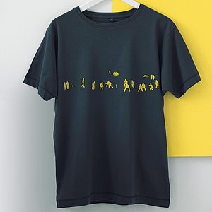 Cricket Match T Shirt - for young men