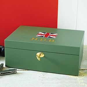 Union Jack Keepsake Box - gifts for children