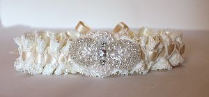 2014 Collection 'Sophie' Bridal Garter