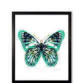 Butterfly Print - sale