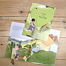 Personalised Photo Beanstalk Adventure Book