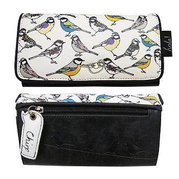 Chirpy Birdy Wallet