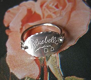 Bluebelle Ring - rings