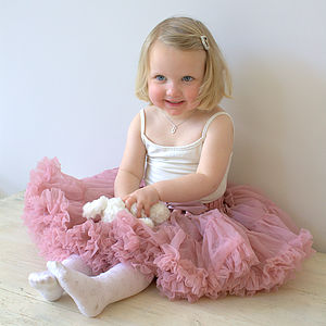 Frilly Tutu - wedding fashion