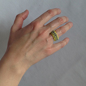 Chain Ring - children's jewellery