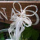 Personalised Handmade Fairy Bridal Wand