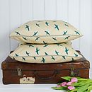 Swallows Cushion
