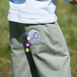 Boy's Kiwi Baggy Shorts - clothing
