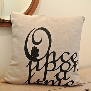Single Fairy Tale Cushions - children's cushions