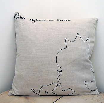 'Kiss A Frog' Cushion