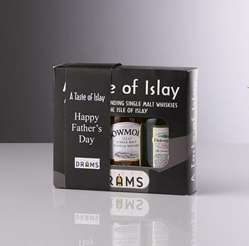 Personalised Whisky Tasting Set