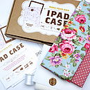 Make Your Own Case For Ipad Kit