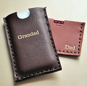 Personalised Case Set For IPhone And Cards - everyday essentials