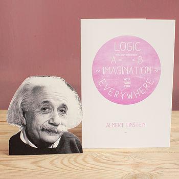 Famous Scientist Quote Cards
