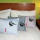 Up Cycled Shirt Cushions