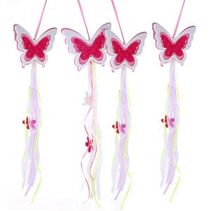 Hanging Fabric Butterfly Decoration - home & garden