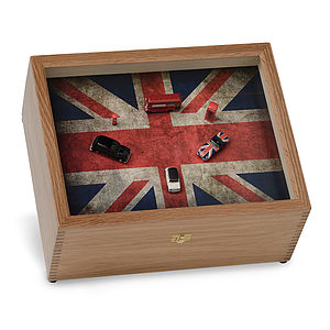 Great Britain Memory Box