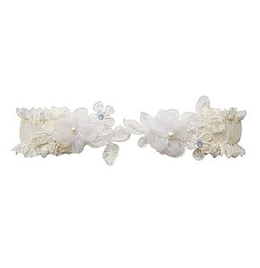 Freya Lace Wedding Garter