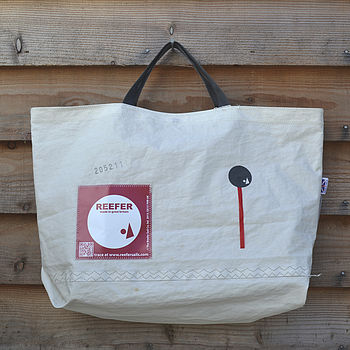 Recycled Sailcloth Shopper Bag