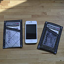 Recycled Sailcloth iPhone Slipcase