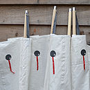 Recycled Sailcloth Windbreak