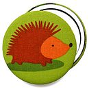 Girls Birthday Gift 'Hedgehog' Mirror