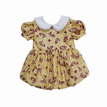 Baby Girl Bunny Dress
