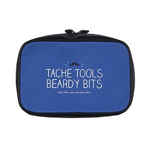 'Tashe Tools' Wash Bag - wash & toiletry bags