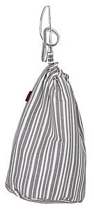 Palermo Stripe Laundry Bag