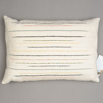 Chalkney Woven Cushion Cover