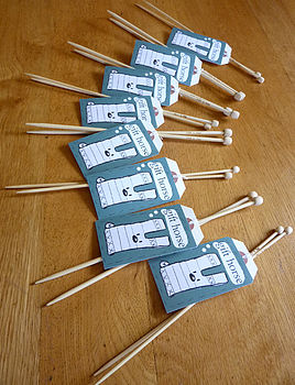 Bamboo Knitting Needles