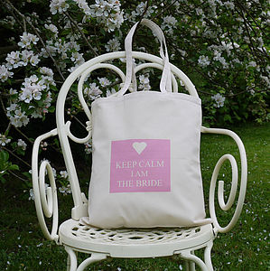 Personalised Bride Bag - bags, purses & wallets