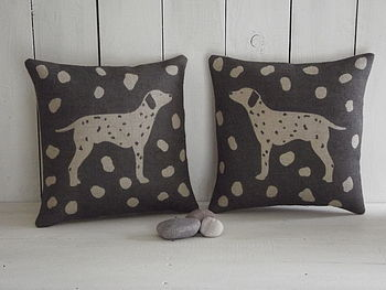 Dalmation Cushion