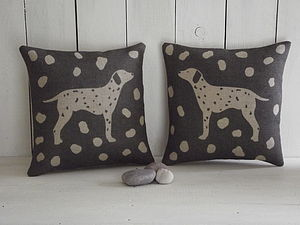 ' Dalmation ' Cushion