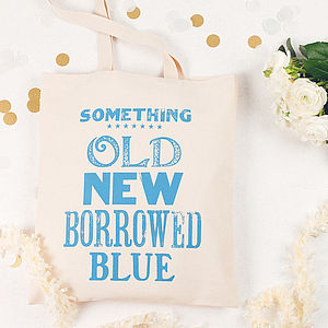 'Something Old' Tote Bag - bags