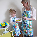 Harriet Oilcloth Apron