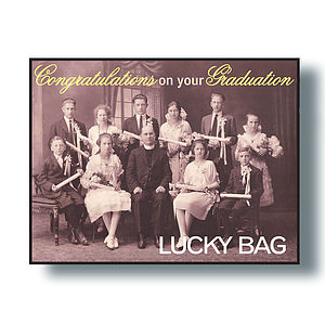 Graduation Lucky Bag Gift