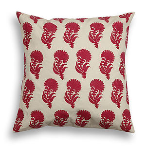 Aravalli Cotton Cushion Cover - bedroom