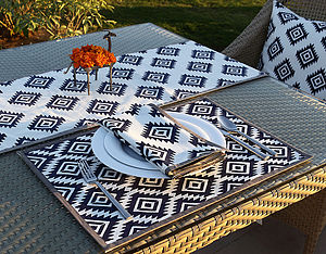 Keru Cotton Table Runner